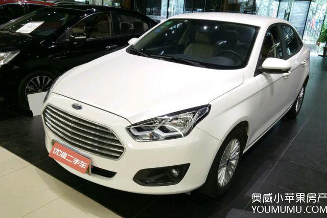 [7天提车] 福特 福睿斯 2015款 1.5 自动 舒适型